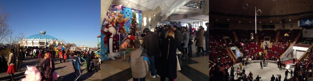 Ташкентский Цирк - открытие нового сезона 2014