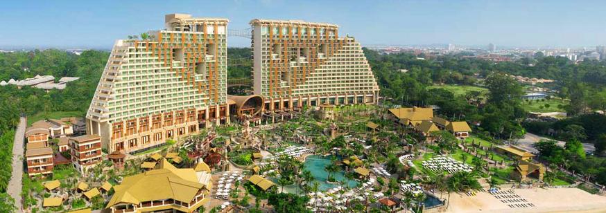 Рейтинг отелей Таиланда: Неугомонная Паттайя