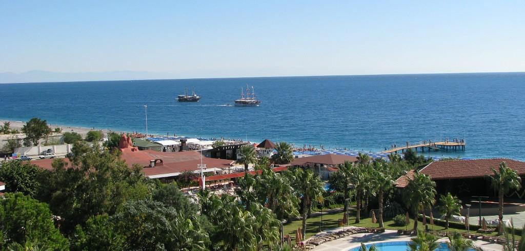 Идеальный отель для всей семьи в Турции